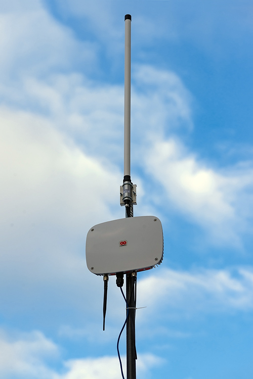 NSG–1700 LoRa Station outdoor